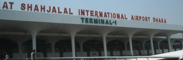 hazrat shahjalal international airport terminals