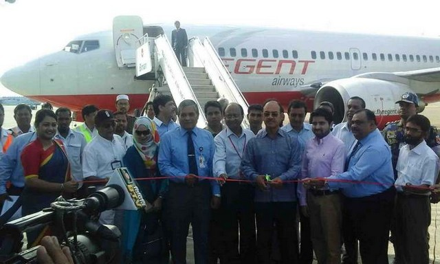 Regent launches dhaka-bangkok flight