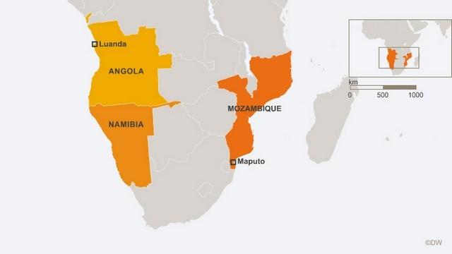 Mozambique air crash