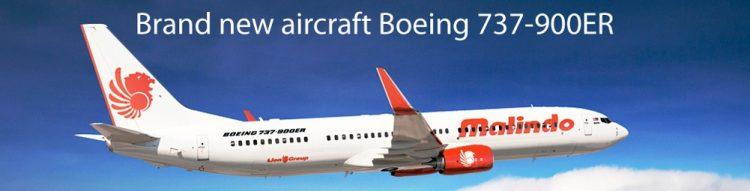 Malindo aircraft 737