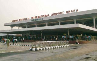Hazrat Shahjalal International Airport