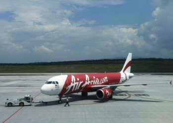 A similar AirAsia airplane went missing
