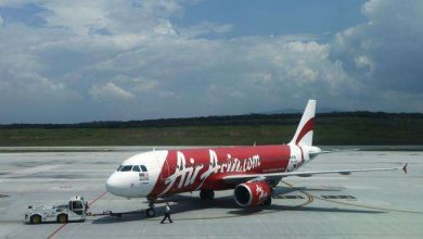 Photo of AirAsia plane went missing
