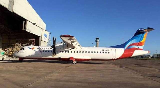 Novo ATR 72 500