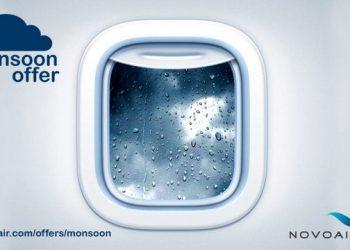 novoair monsoon offer