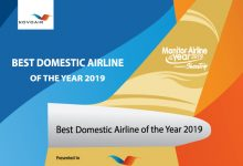 Photo of Novoair wins the Best Domestic Airline award for 2019